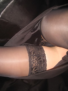 Stockings Upskirt Pictures