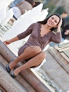 Russian Upskirt Pictures